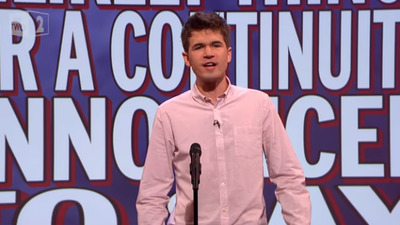 Mock The Week (UK) - 16x09 James Acaster, Ed Byrne, Gary Delaney, Ivo Graham & Zoe Lyons Screenshot