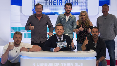 A League of Their Own (UK) - 12x05 Piers Morgan, Paul Merson & Roisin Conaty