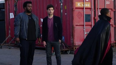Ghosted - 01x02 Jermaine the Zombie
