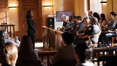 How To Get Away With Murder - 04x03 It's For the Greater Good