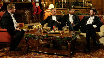A League of Their Own (UK) - 12x08 Christmas Special Screenshot