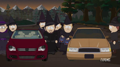 South Park - 21x06 Sons A Witches