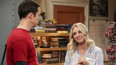 The Big Bang Theory - 11x05 The Collaboration Contamination Screenshot