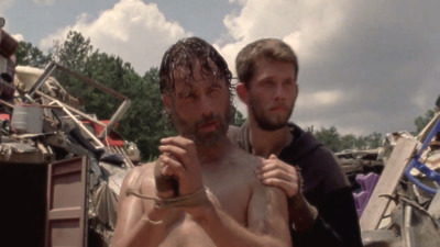 The Walking Dead - 08x07 Time for After