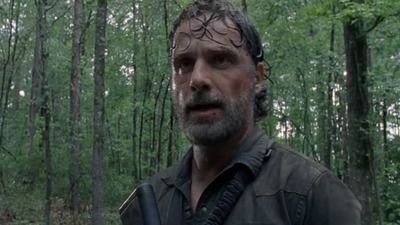 The Walking Dead - 08x06 The King, the Widow, and Rick