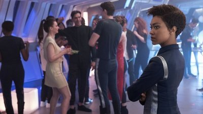 Star Trek Discovery - 01x07 Magic to Make the Sanest Man Go Mad