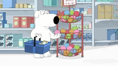 Family Guy - 16x06 The D in Apartment 23 Screenshot