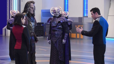 The Orville - 01x09 Cupid's Dagger