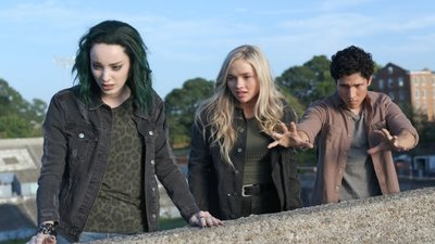 The Gifted - 01x06 got your siX