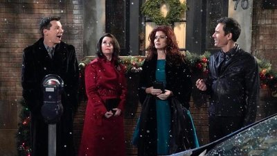 Will & Grace - 09x07 A Gay Olde Christmas