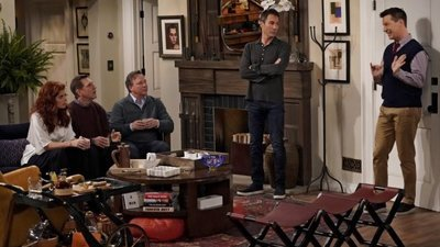 Will & Grace - 09x09 There's Something About Larry