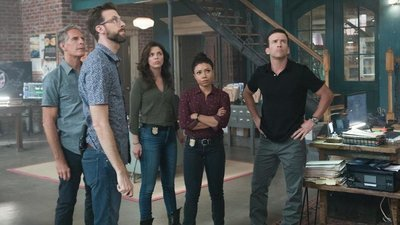 NCIS: New Orleans - 04x08 Sins of the Father