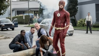 The Flash (2014) - 04x06 When Harry Met Harry…