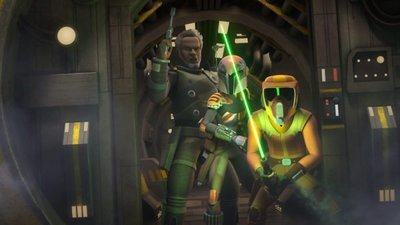 Star Wars Rebels - 04x04 In the Name of the Rebellion: Part 2