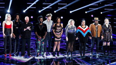 The Voice - 13x23 Top 10 Eliminations