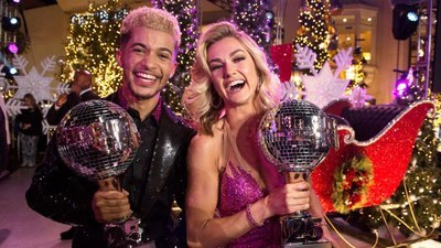 Dancing With the Stars - 25x12 Week 11: Finale Screenshot