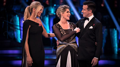 Strictly Come Dancing (UK) - 15x16 Week 8 - Results Screenshot