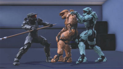 Red Vs Blue - 15x13 Blue vs. Red - Part 2