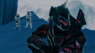 Red Vs Blue - 15x03 The Mother of Destruction