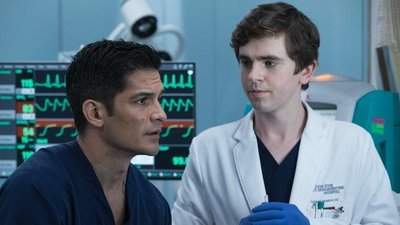 The Good Doctor - 01x08 Apple