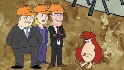 Squidbillies - 11x06 Debased Balls