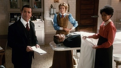 Murdoch Mysteries (CA) - 11x09 The Talking Dead Screenshot