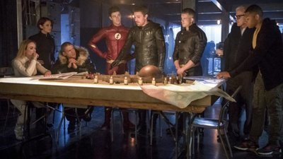 The Flash (2014) - 04x08 Crisis on Earth X, Part 3