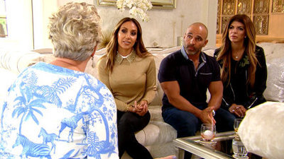 The Real Housewives of New Jersey - 08x09 When Chairs Fly