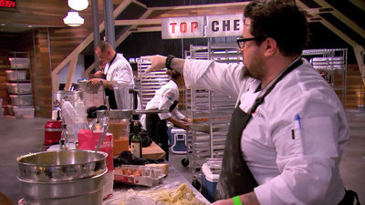 Top Chef - 15x01 It'll Take More Than Pot Luck