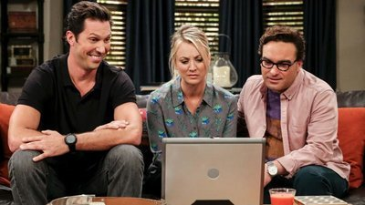 The Big Bang Theory - 11x09 The Bitcoin Entanglement Screenshot