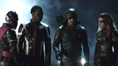 Arrow - 06x09 Irreconcilable Differences