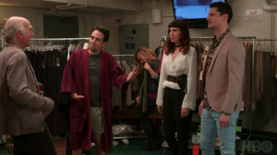 Curb Your Enthusiasm - 09x10 Fatwa!  Screenshot