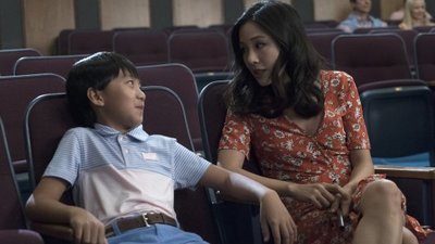 Fresh Off The Boat - 04x10 Do You Hear What I Hear?