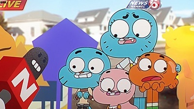 The Amazing World of Gumball - 05x39 The News Screenshot
