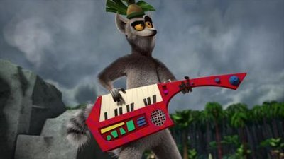 All Hail King Julien - 05x01 Julien 2.0