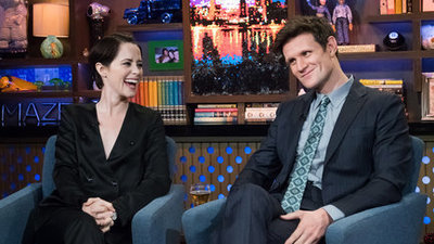 Watch What Happens: Live - 14x200 Claire Foy & Matt Smith