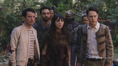 Dirk Gently's Holistic Detective Agency - 02x09 Trouble Is Bad
