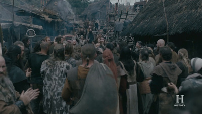 Vikings - 05x03 Homeland