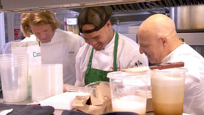 Top Chef - 15x02 Smile and Say Mise Screenshot