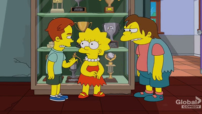 The Simpsons - 29x10 Haw-Haw Land