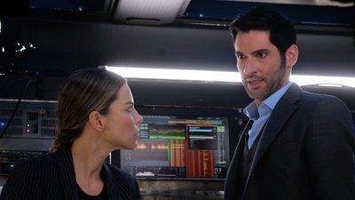 Lucifer - 03x12 All About Her