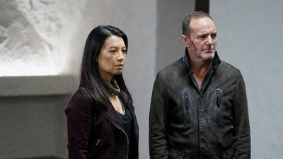 Marvel's Agents of  S.H.I.E.L.D - 05x10 Past Life
