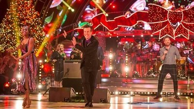 Strictly Come Dancing (UK) - TV Special: Christmas Special Screenshot