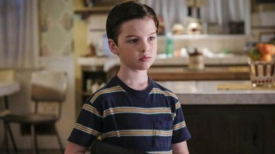 Young Sheldon - 01x11 Demons, Sunday School, and Prime Numbers