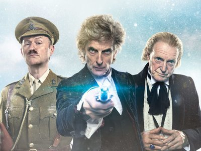 Doctor Who (UK) (2005) - TV Special: Twice Upon A Time (Christmas Special) Screenshot