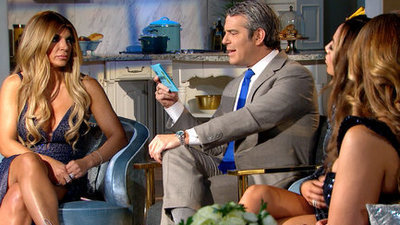 The Real Housewives of New Jersey - 08x14 Reunion - Part 1 Screenshot