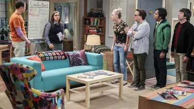 The Big Bang Theory - 11x12 The Matrimonial Metric