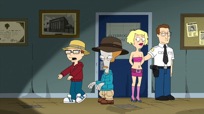 American Dad! - 15x04 Shell Game