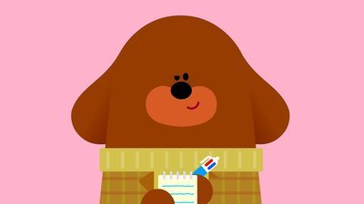 Hey Duggee - 02x39 The Getting on Badge Screenshot