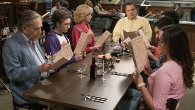 The Goldbergs - 05x12 Dinner With The Goldbergs
